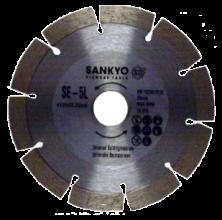 Sankyo universeel SEL 22.2 Ø125