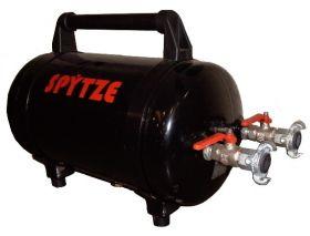 Spytze persluchtketel / luchtvarken 20 liter