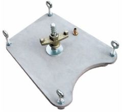Vacuumplaat tot 152mm Eibenstock (tweedekans product)